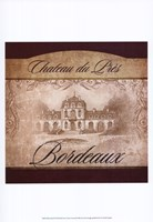 "Wine Label II by Beth Anne Creative - 13"" x 19"""