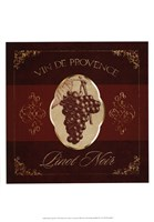 Wine Label IV Fine Art Print
