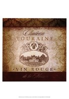 "Wine Label VI by Beth Anne Creative - 13"" x 19"""