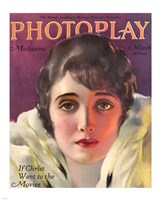 Alice Joyce Photoplay March, 1920, 1920 - various sizes