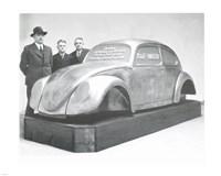 Automotive KDF-Wagen Fine Art Print