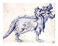 Cerberus Fine Art Print