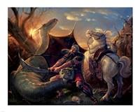Dragon Slayer - various sizes