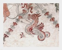 Gothic dragon Fine Art Print