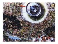 Bernal Sphere Fine Art Print