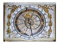 Cathedrale Saint Jean Lyon Astronomical Clock Dial - various sizes