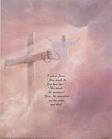 I Asked Jesus Fine Art Print