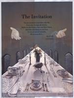 The Invitation Fine Art Print