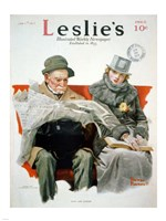 Fact & Fiction by Norman Rockwell 1917 - various sizes, FulcrumGallery.com brand