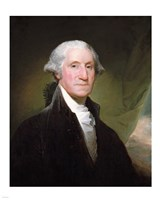 George Washington, 1795 Fine Art Print