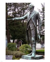George Washington Statue, Waterford - various sizes, FulcrumGallery.com brand