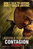 "11"" x 17"" Laurence Fishburne Pictures"