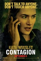 Contagion - Kate Winslet Wall Poster