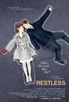 "Restless - 11"" x 17"""