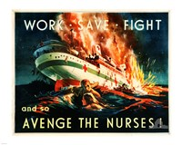 Vintage Red Cross Posters