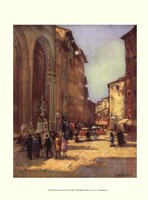Scenes in Italy VI Fine Art Print