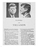 JFK Wanted Dallas, 1963, 1963 - various sizes