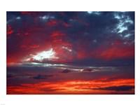 Kihei Red Sunset - various sizes