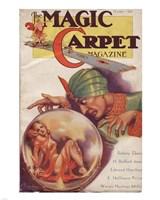 Magic Carpet Magazine October 1933 - various sizes