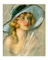 Marion Davies Hat 1920 Fine Art Print