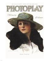 Norma Talmadge Photoplay Fine Art Print