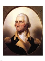 Portrait of George Washington - various sizes