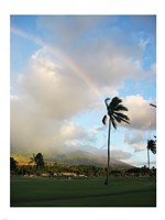 Rainbow in Hawaii - various sizes