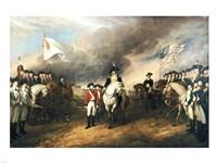 Surrender of Lord Cornwallis - various sizes - $29.99