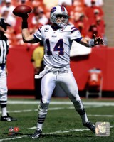 Ryan Fitzpatrick 2011 Action Fine Art Print