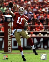 Alex Smith 2011 Action Fine Art Print