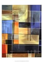 "Counter Balance I by James Burghardt - 13"" x 19"""