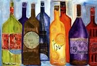 Vive La Bourgogne Fine Art Print