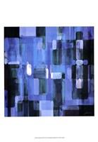 "Modular Tiles III by James Burghardt - 13"" x 19"""