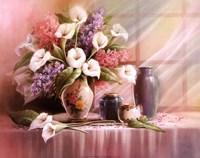 Calla Lily Blossoms Fine Art Print