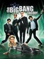 """The Big Bang Theory - green - 11"""" x 17"""""""