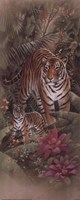 "8"" x 20"" Tiger Pictures"