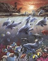 Underwater Splendor Fine Art Print
