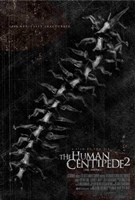 "The Human Centipede II - 11"" x 17"""