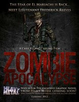 Zombie Apocalypse Wall Poster