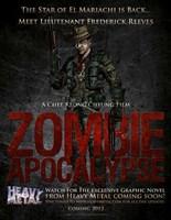"Zombie Apocalypse - 11"" x 17"""