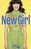 """New Girl - 11"""" x 17"""""""