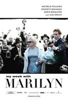 "My Week with Marilyn - 11"" x 17"""