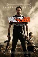 """Machine Gun Preacher - 11"""" x 17"""""""