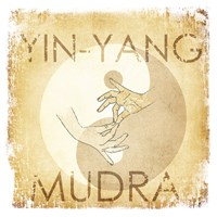 Yin-Yang Mudra Framed Print