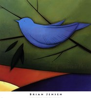 Bird III Framed Print