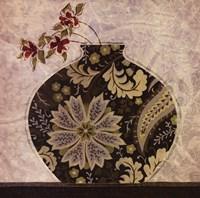 Floral Ornament I Framed Print
