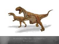 Megalosaurus - various sizes