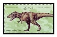 Tyrannosaurus Fine Art Print