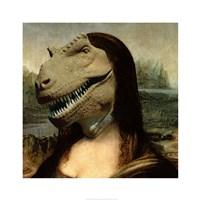 Mona Rex Fine Art Print
