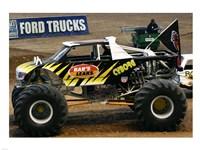 Cyborg Monster Truck - various sizes